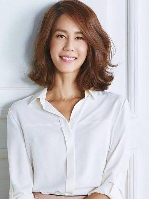 韓国 人気女優 キム・ジホ プロフィール 画像付
